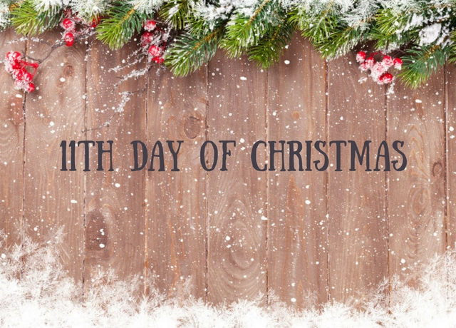 Christmas Scriptures.On The 11th Day Of Christmas 11 Scriptures That Shed Light