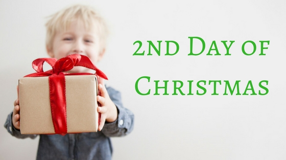 Second Day Of Christmas.On The Second Day Of Christmas Doing Music Right Christian