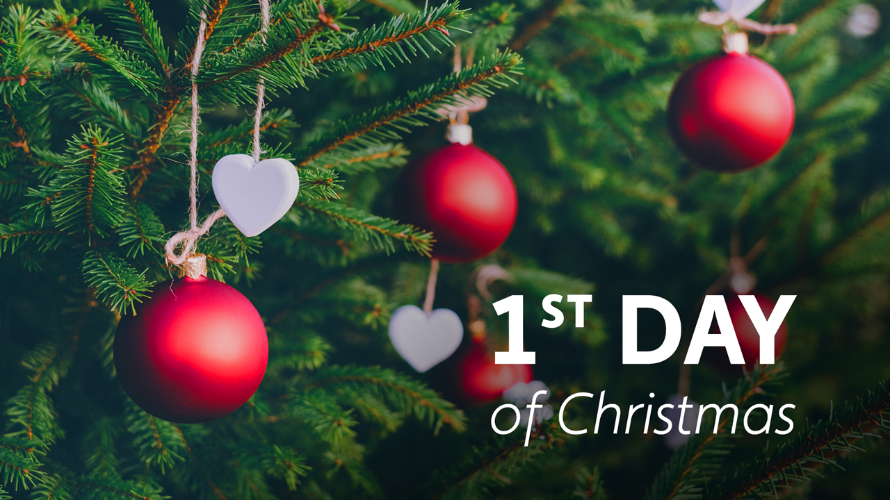On the First Day of Christmas CCS Gave to Me... - Christian Copyright Solutions : Christian ...